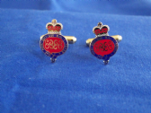 GRENADIER GUARDS ( CYPHER ) CUFF LINKS
